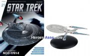 Star Trek Official Starships Collection #021 USS Enterprise NCC-1701-E Sovereign Eaglemoss